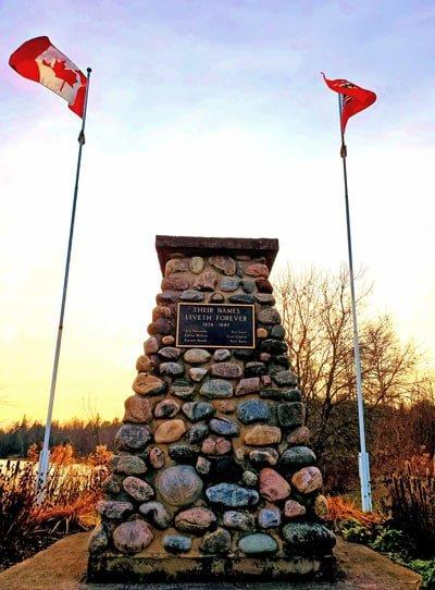 Galeairy Lake Memorial Park